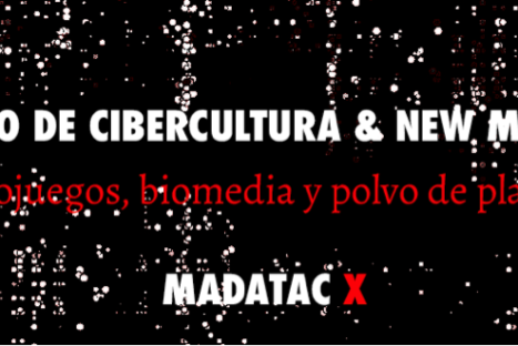 SIMPOSIO DE CIBERCULTURA & NEW MEDIA ART
