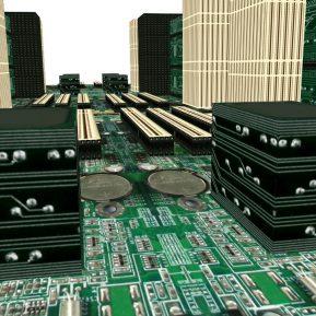 RAM city (Mil pantallas)