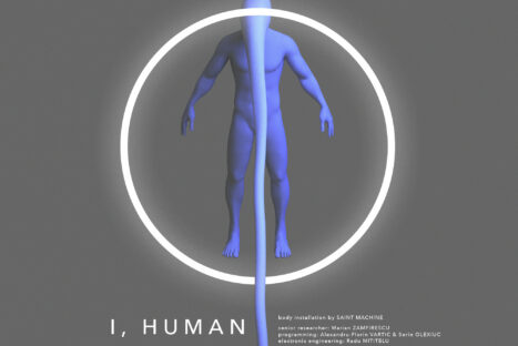 Instalación «I, Human» – Medialab-Prado